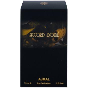 Ajmal Accord Boise Eau De Parfum pentru barbati 3