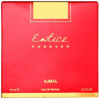 Ajmal Entice Forever Eau De Parfum pentru femei 4