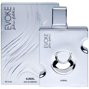 Ajmal Evoke Silver Edition парфумована вода для чоловіків 1