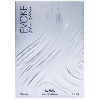 Ajmal Evoke Silver Edition парфумована вода для чоловіків 4