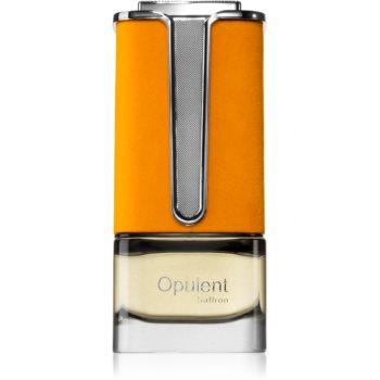 Al Haramain Opulent Saffron Eau de Parfum unisex imagine produs