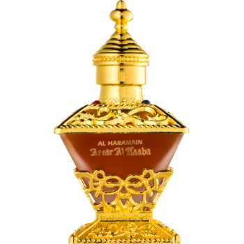 Fotografie Al Haramain Attar Al Kaaba parfém unisex 25 ml bez rozprašovače