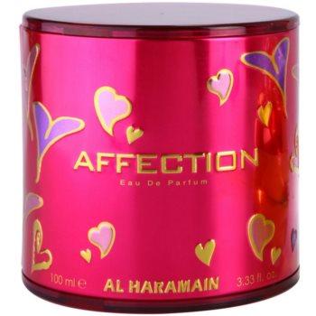 Al Haramain Affection Eau de Parfum für Damen 4