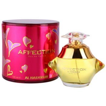 Al Haramain Affection Eau de Parfum für Damen 1