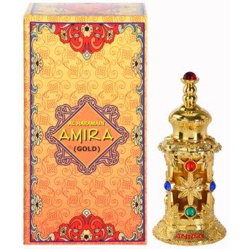 Al Haramain Amira Gold eau de parfum pentru femei 12 ml