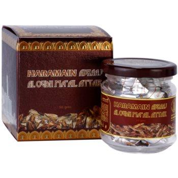Al Haramain Abraaj Al Oudh Ma'Al Attak incenso 1