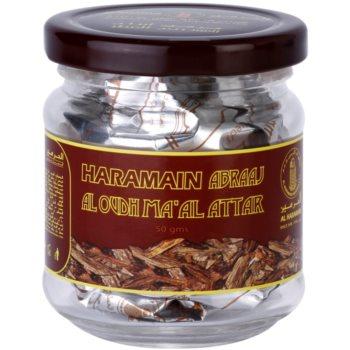Al Haramain Abraaj Al Oudh Ma'Al Attak incenso 2