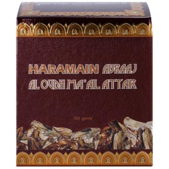 Al Haramain Abraaj Al Oudh Ma'Al Attak incenso 4