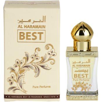 Fotografie Al Haramain Best parfémovaný olej unisex 12 ml