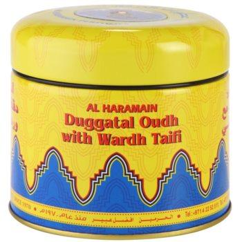 Al Haramain Duggatal Oudh with Wardh Taifi Weihrauch 3