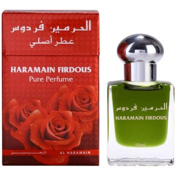 Al Haramain Firdous ulei parfumat pentru barbati (roll on)
