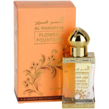 Al Haramain Flower Fountain óleo perfumado para mulheres 1