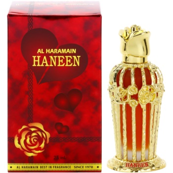 Fotografie Al Haramain Haneen parfém unisex 20 ml