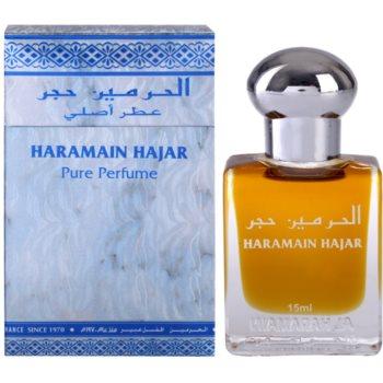 Al Haramain Haramain Hajar ulei parfumat unisex imagine produs