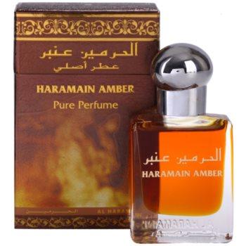 Al Haramain Haramain Amber parfumirano olje uniseks 1