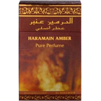 Al Haramain Haramain Amber parfumirano olje uniseks 4