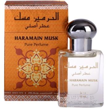 Al Haramain Musk Perfumed Oil for Women 1