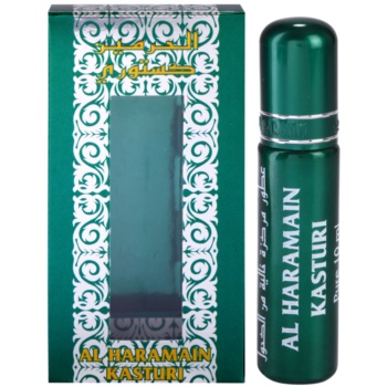 Al Haramain Kasturi parfümiertes Öl für Damen