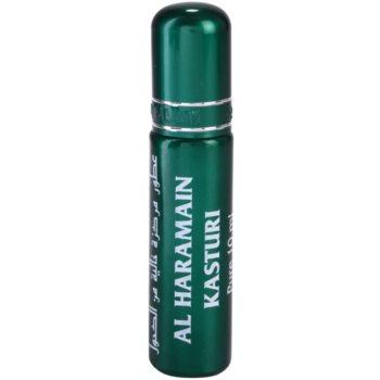 Al Haramain Kasturi parfümiertes Öl für Damen 2