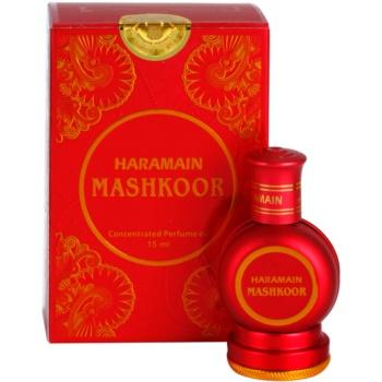 Al Haramain Mashkoor illatos olaj nőknek 1