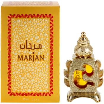 Fotografie Al Haramain Marjan parfémovaný olej unisex 15 ml
