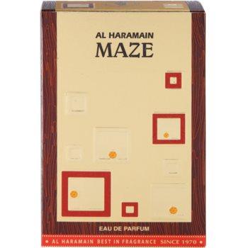 Al Haramain Maze Eau de Parfum unisex 4