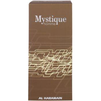Al Haramain Mystique Homme Eau de Parfum für Herren 4