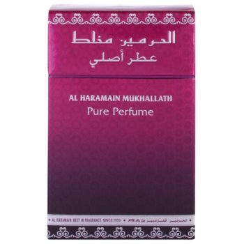 Al Haramain Mukhallath парфюмирано масло унисекс 3