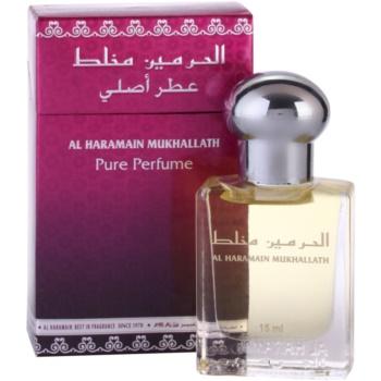 Al Haramain Mukhallath парфюмирано масло унисекс 1