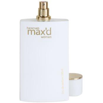 Al Haramain Max'd Eau De Parfum pentru femei 3