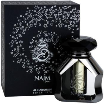 Al Haramain Najm Noir Perfumed Oil unisex 1