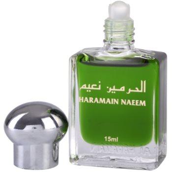 Al Haramain Haramain Naeem Perfumed Oil unisex 3