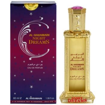 Al Haramain Night Dreams Eau de Parfum para mulheres