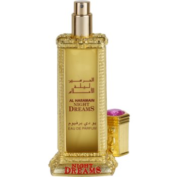 Al Haramain Night Dreams Eau de Parfum para mulheres 3