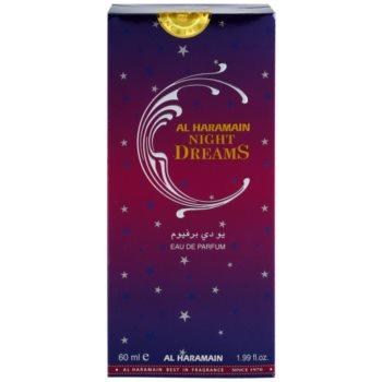 Al Haramain Night Dreams Eau de Parfum para mulheres 4
