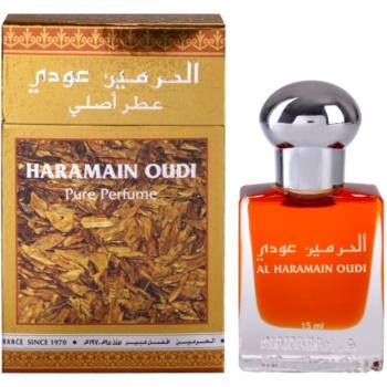 Fotografie Al Haramain Oudi parfémovaný olej unisex 15 ml