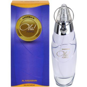 Al Haramain Ola! Purple eau de parfum pentru femei