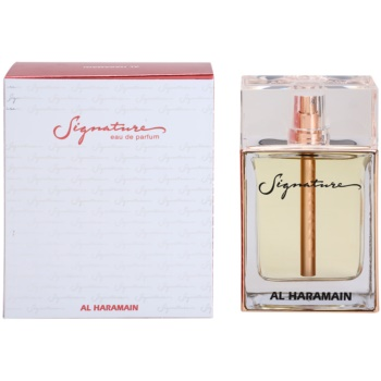 Al Haramain Signature Eau de Parfum pentru femei imagine produs