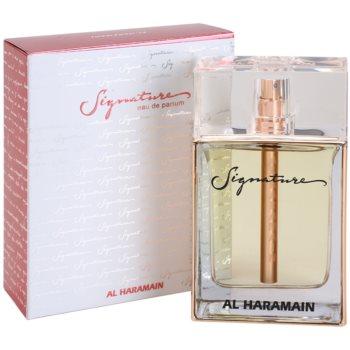 Al Haramain Signature Eau de Parfum für Damen 1