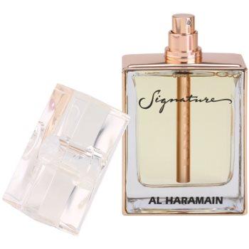 Al Haramain Signature Eau de Parfum für Damen 3
