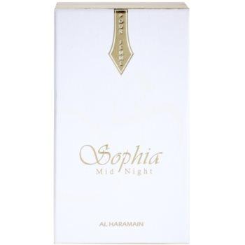 Al Haramain Sophia Midnight Eau de Parfum para mulheres 5