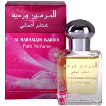Al Haramain Wardia óleo perfumado para mulheres 1