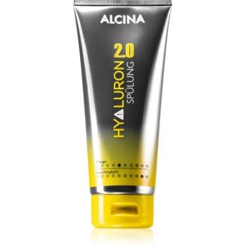 Alcina Hyaluron 2.0 balsam pentru par uscat si fragil imagine produs