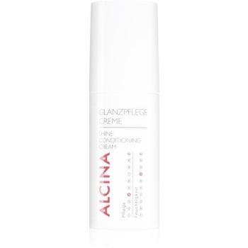 Alcina Dry and Damaged Hair cremã hrãnitoare pentru un pãr strãlucitor imagine produs