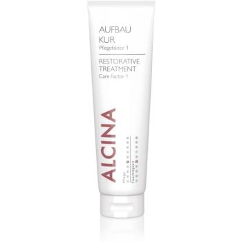 Alcina Dry and Damaged Hair regenerační kúra pro posílení vlasů 150 ml