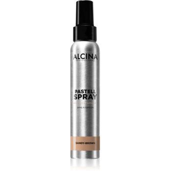 Alcina Pastell Spray spray nuanțator de păr cu efect imediat