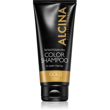 Alcina Color Gold ?ampon pentru nuante calde de blond imagine produs