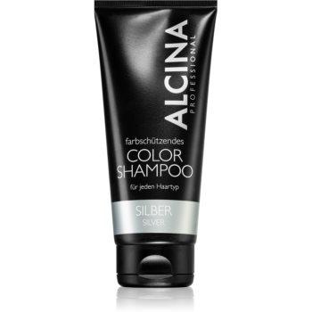 Alcina Color Silver ?ampon pentru nuante inchise de blond imagine produs