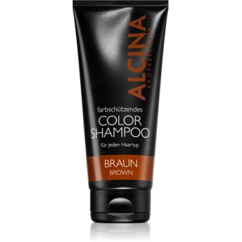 Alcina Color Brown ?ampon pentru nuante de par castaniu imagine produs