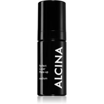 Alcina Decorative Perfect Cover make up pentru uniformizarea nuantei tenului poza noua
